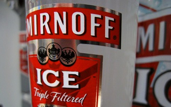 """Smirnoff Ice"" by Fernando Ariotti (Released Under Creative Commons Attribution-Noncommercial-No Derivative Works 2.0 Generic )"