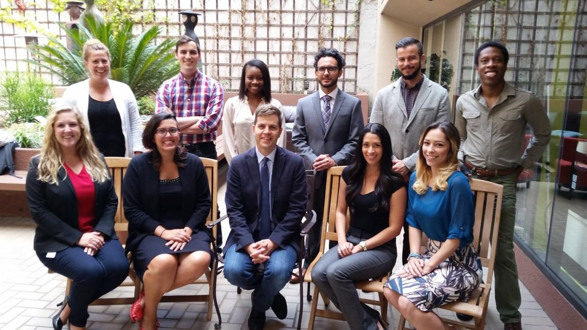 NMR staff and Interns
